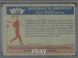 1959 Fleer 68 Signs for 59 Ted Williams PSA 4 (9599)