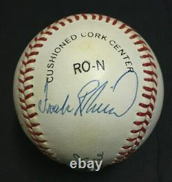 500 HR Club signed baseball 11 auto Mickey Mantle Ted Williams Aaron Mays PSA