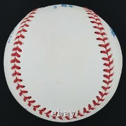 MINT UDA Ted Williams Signed Autographed OAL Baseball UPPER DECK COA