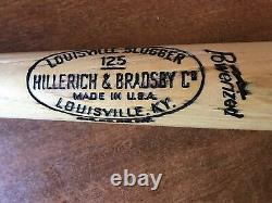RARE Ted Williams UDA COA Autographed Bat Mint AMAZING HILLERICH & Bradsby
