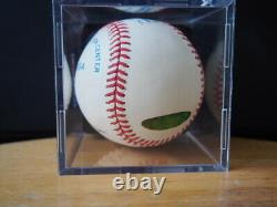 Rare Ted Williams Psa/dna Mint 9 Signed Baseball Redsox Autographed