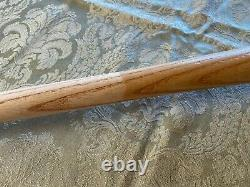 TED WILLIAMS Autographed Signed Rawlings Adirondack Big Stick Model Bat COA