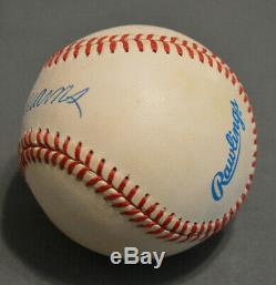 TED WILLIAMS SIGNED AUTOGRAPHED BASEBALL Auto UDA Upper Deck Authenticated COA