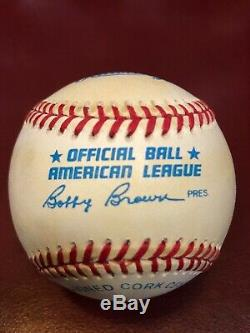 TED WILLIAMS and MICKEY MANTLE Signed Autographed Rawlings Auto Baseball ROMLB