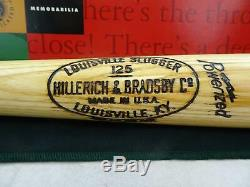 Ted Williams Autographed Louisville Slugger W215 Baseball Bat UDA AUF39851