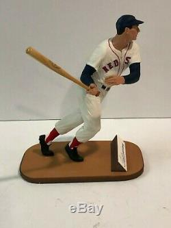 Ted Williams Hand Signed Autographed Gartlan Figurine Limited Edition of 2654