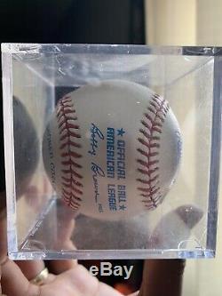 Ted Williams Mickey Mantle Signed Major League Baseball New York Yankees Boston
