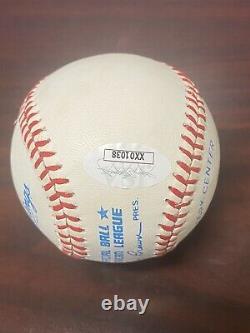 Ted Williams Rare HOF 66 Inscription Signed Baseball Red Sox JSA LOA