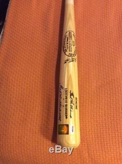 Ted Williams Red Sox Signed Hillerich & Bradsby Baseball Bat PSA/DNA #AB10747