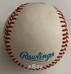 Ted Williams Signed AL Baseball JSA LOA RED SOX Autographed Beautiful Signature
