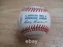 Ted Williams Signed Auto Autograph Oalb Baseball Jsa Sticker Red Sox Bb1900