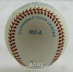 Ted Williams Signed Auto Autograph Rawlings Baseball JSA BB78373