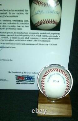 Ted Williams Signed High Grade Ball With Psa / Dna, Real Nice. Sale! $445.00