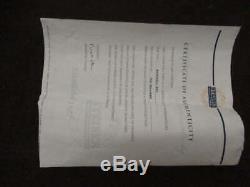 Ted Williams Signed Louisville Baseball Bat Steiner Coa Williams Sticker Bt077