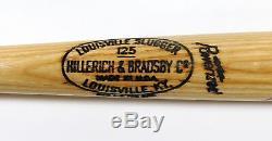 Ted Williams Signed Louisville Slugger Baseball Bat JSA Auto DA037402