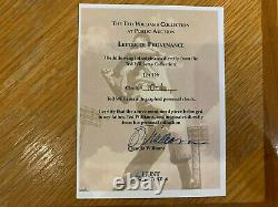 Ted Williams Signed Personal Check Red Sox Hof With Loa - Free Shipping