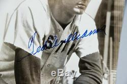 Ted Williams Signed Photo Red Sox COA JSA