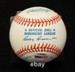 Ted Williams autographed baseball PSA/DNA Cert Sweet Spot big clear (RARE) HOF