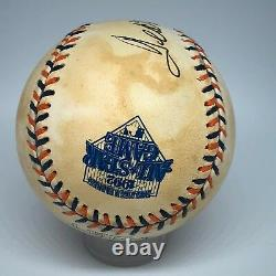 Ted Williams signed Rawlings 1992 All Star Game Baseball JSA FIRST PITCH A354